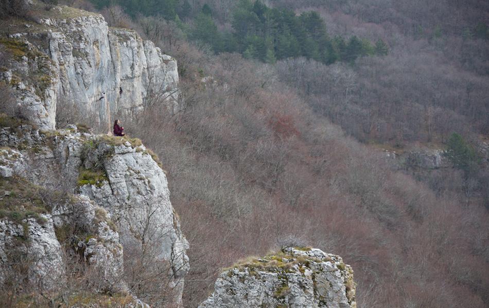 Gite 10 personnes arcenant Bourgogne GR7 armelle photographe escalade randonnée nature vignoble
